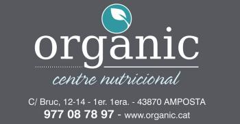 Orgànic, centre nutricional