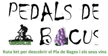 Pedals de Bacus, una ruta btt per descobrir el Pla de Bages i els seus vins
