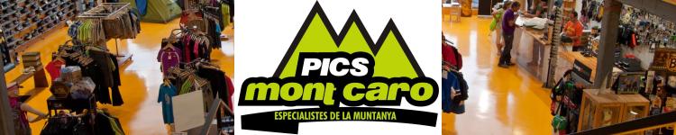 Pics Mont Caro. Especialistes de la muntanya