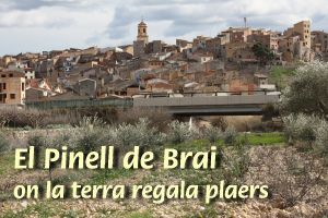 El Pinell de Brai, on la terra regala plaers