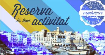 Reserva la teva activitat. L´Ametlla de Mar Experience