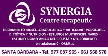 Synergia, centro terapéutico en Santa Bàrbara