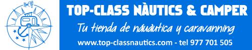 Top-Class Nàutics & Camper. Tu tienda de náutica y caravanning