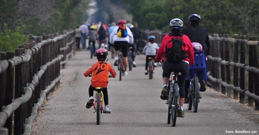 El Consell Comarcal impulsa la creació d'una plataforma interactiva de cicloturisme al Baix Ebre