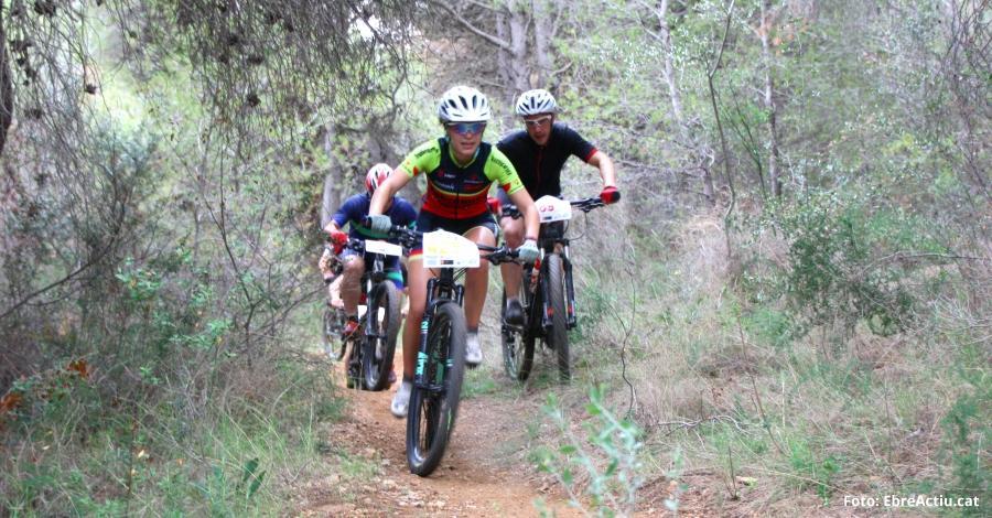 Més de 260 bikers a la Marxa Camí dels Bandolers 7.0