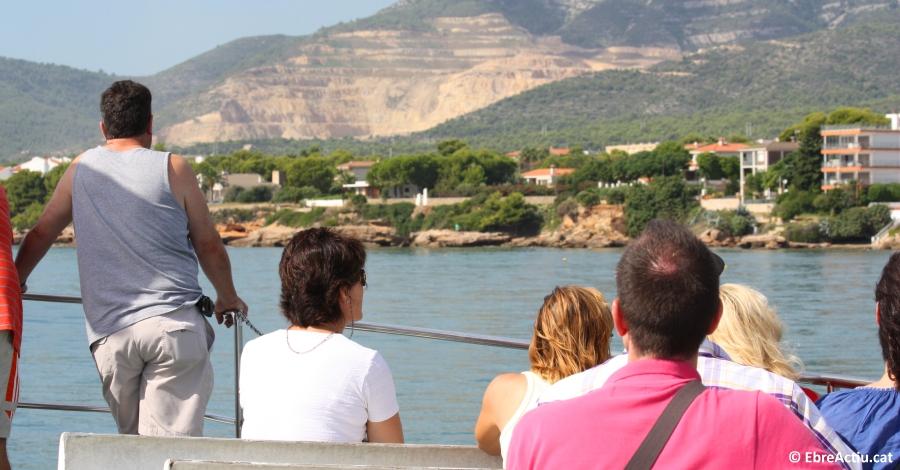 La Ràpita tanca la Setmana Santa amb ple turístic