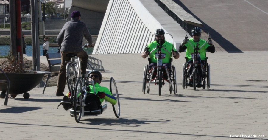 Benicarló acull el VII Certamen de Ciclisme Adaptat