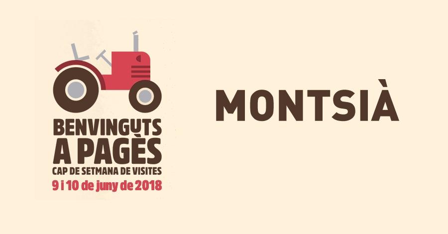 Benvinguts a Pagès - Montsià
