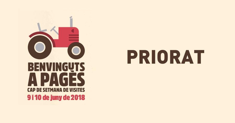 Benvinguts a Pagès - Priorat