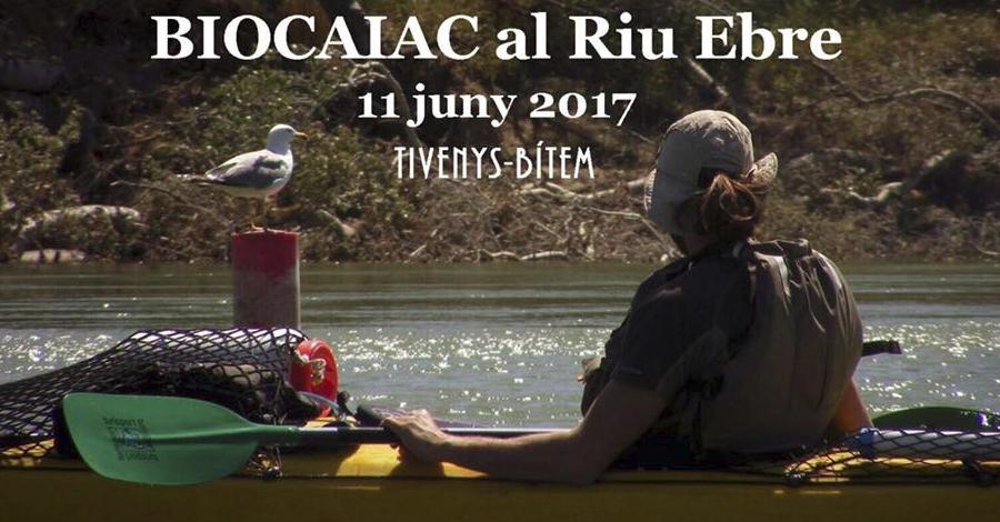 Biocaiac al riu Ebre: Tivenys-Bítem