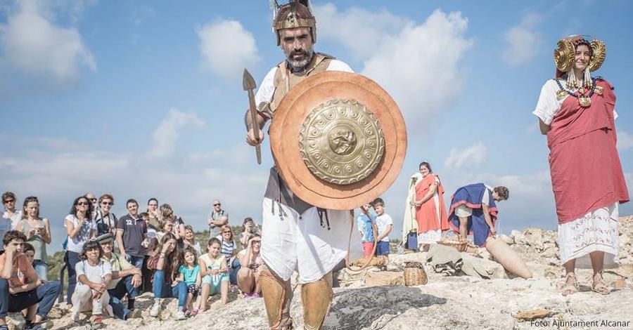 La divulgació històrica i la implicació ciutadana, plats forts de Tyrika