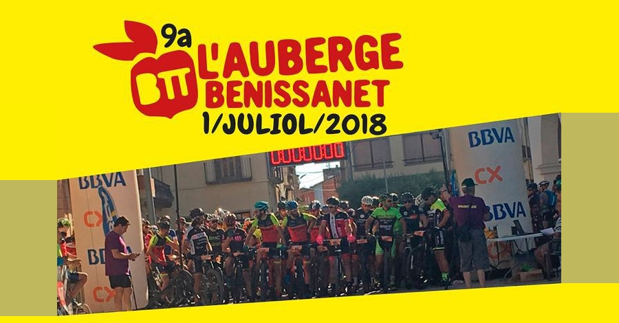 9a carrera BTT L'Auberge