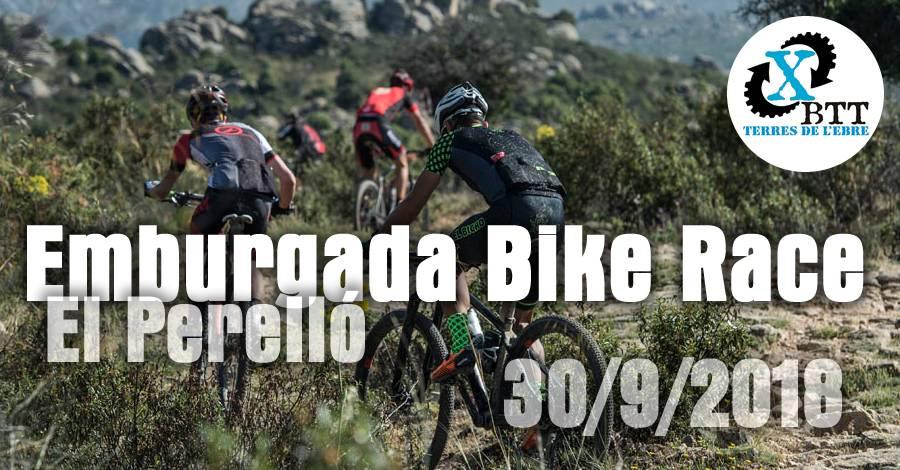 3a carrera BTT Emburgada Bike Race