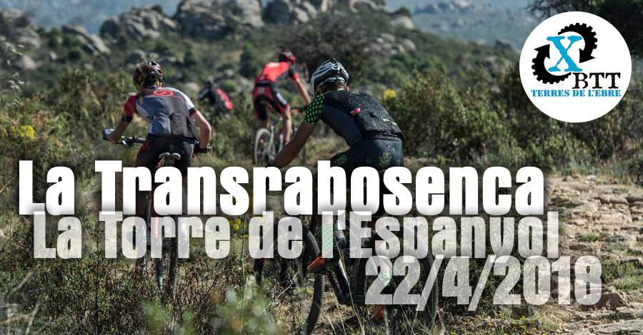 4a cursa BTT «Transrabosenca»