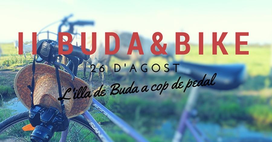 II Buda & Bike. L'Illa de Buda a cop de pedal
