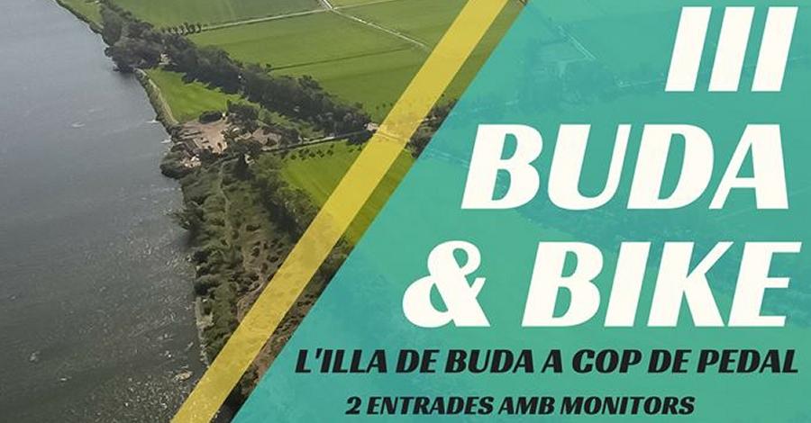 III BUDA & BIKE, l'Illa de Buda a cop de pedal