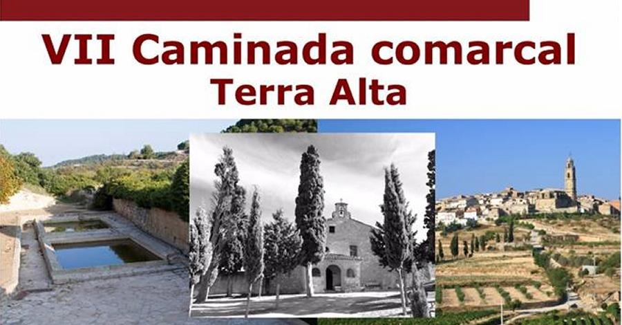 VII Caminada comarcal Terra Alta