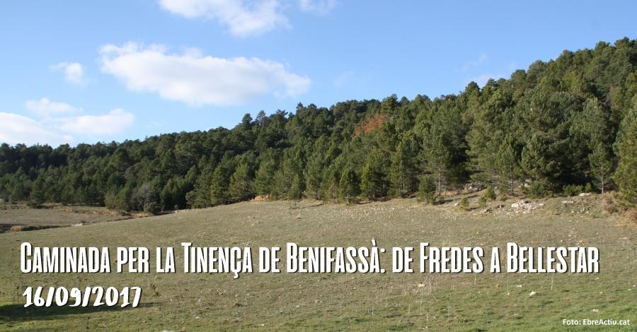 Caminada per la Tinença de Benifassà: de Fredes a Ballestar
