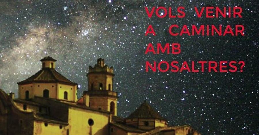 II Caminada nocturna solidària per Tivissa