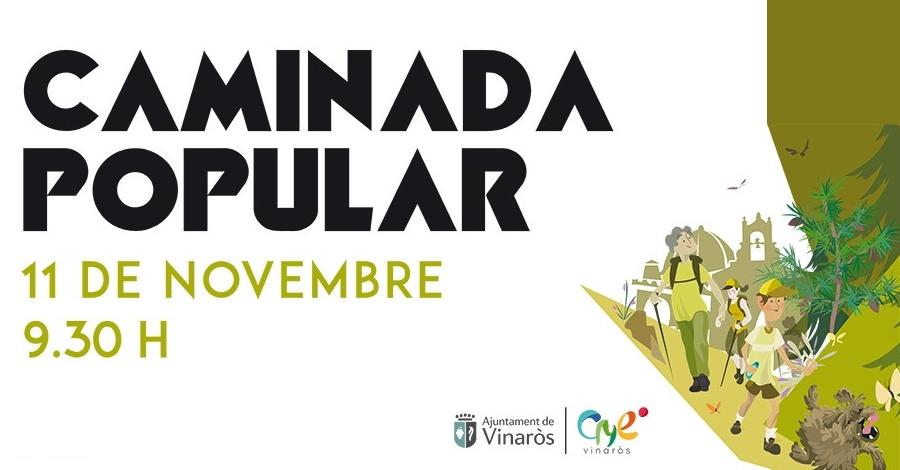 Caminada Popular Ermita Vinaròs 2018