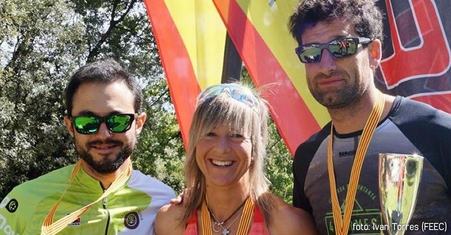 L'equip Priorat Monsant Siurana, campió de Catalunya de Raids de Muntanya 2016