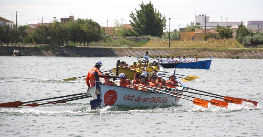 Celebrat el Campionat de Catalunya de Llagut Català a Deltebre