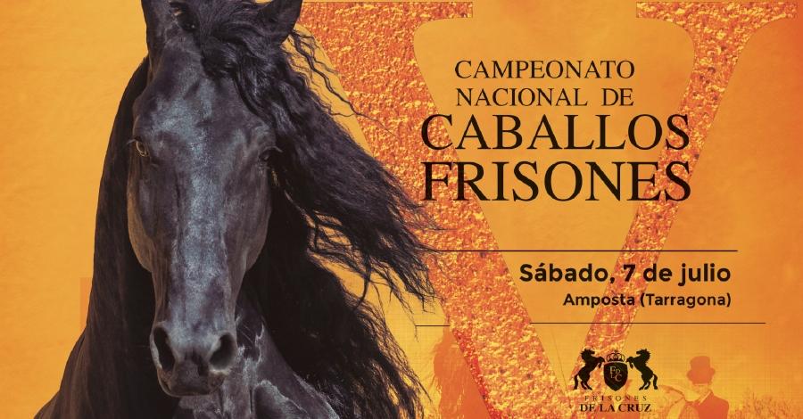 Campionat Nacional de Cavalls Frisons