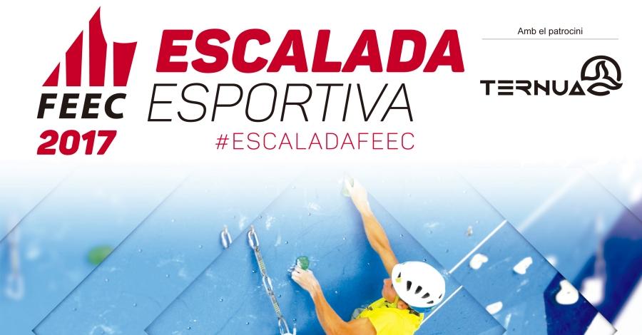 Campionats de Catalunya d'escalada en bloc i de dificultat