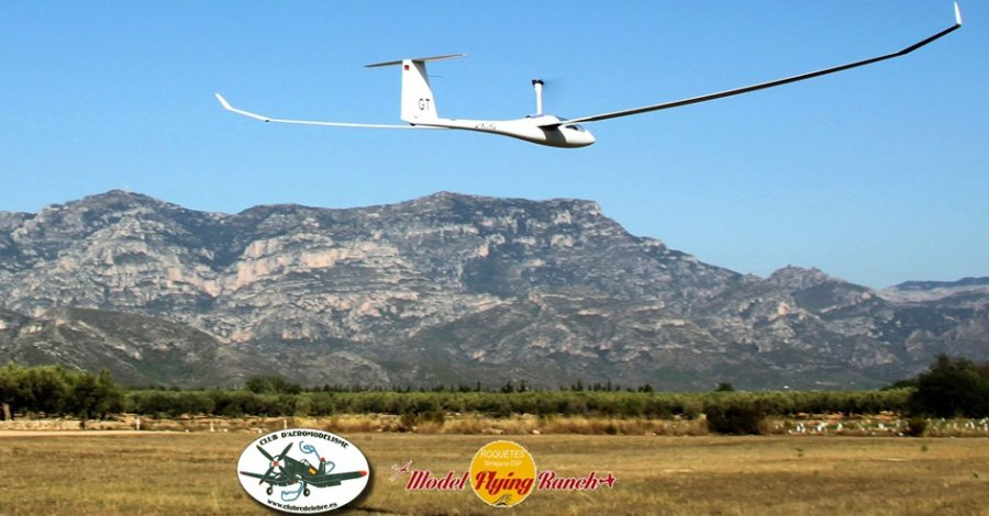 5º Campeonato Mundial Model Flying Ranch de Grandes Veleros por Triangulación de GPS