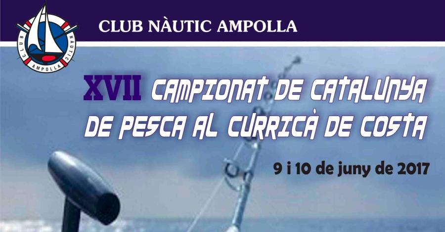 XVII Campionat de Catalunya de Pesca al curricà de costa