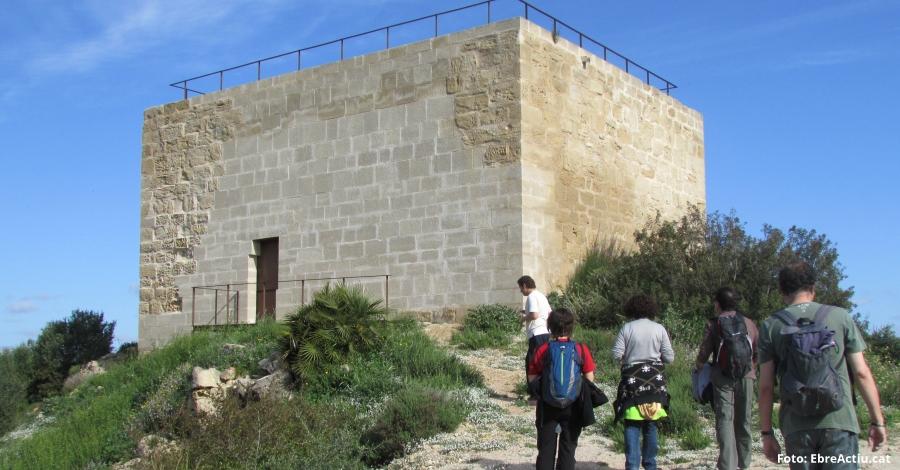 Campredó recuperarà l'entorn paisatgístic de la Casa del Prat