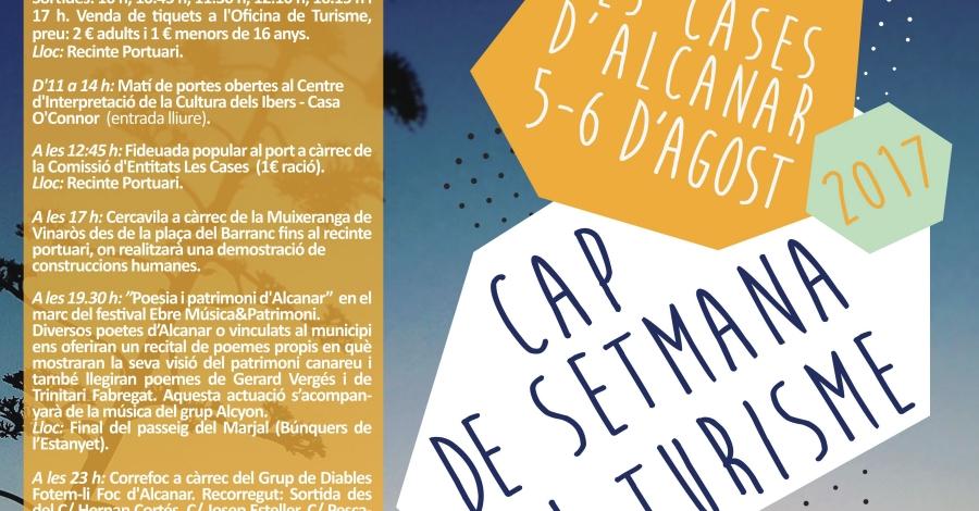 Cap de setmana del turisme a Les Cases i Alcanar