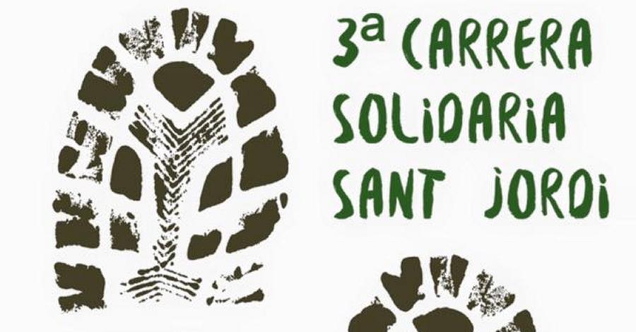 3a Cursa  Solidària Sant Jordi
