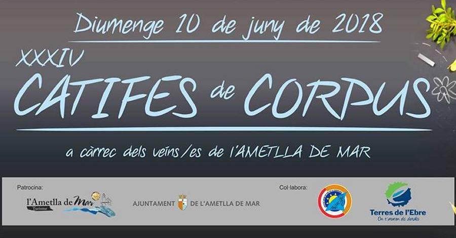 XXXIV Catifes de Corpus (traslladat al 10 de juny)