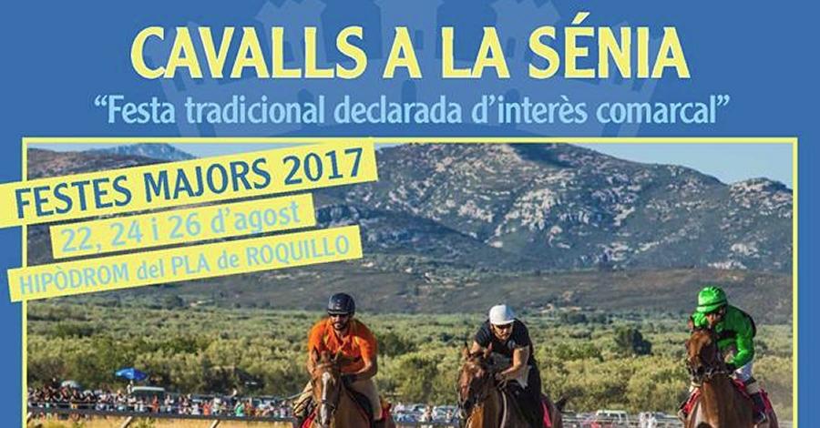 Cavalls a la Sénia