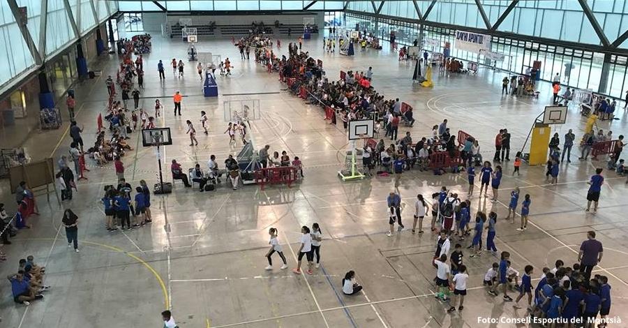 Les Terres de l'Ebre celebren 13 Finals Nacionals dels Jocs Esportius Escolars de Catalunya