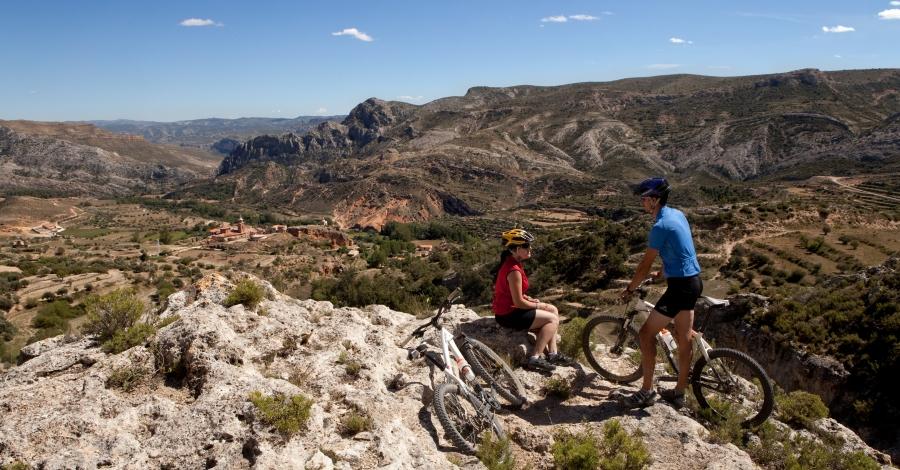 Ciclisme i BTT al Maestrat