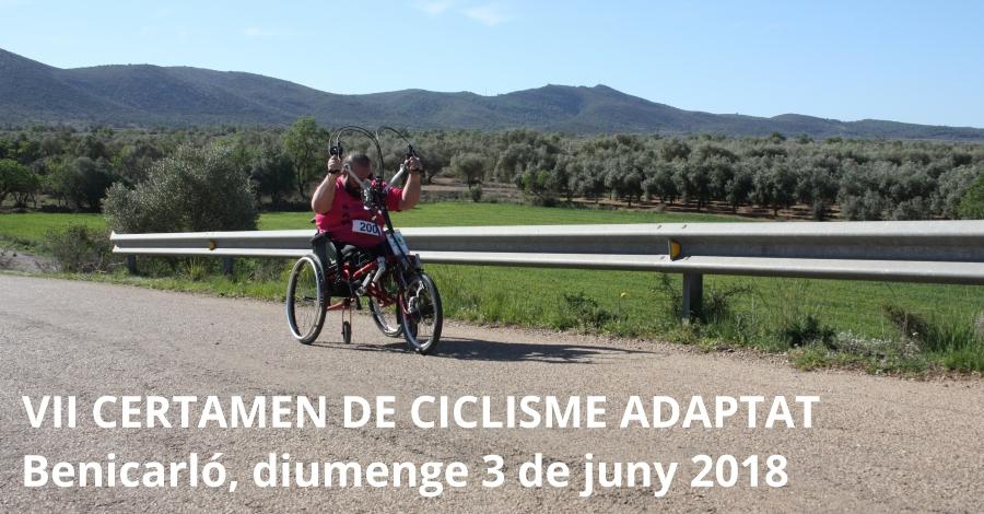 VII Certamen de Ciclisme Adaptat Ciutat de Benicarló