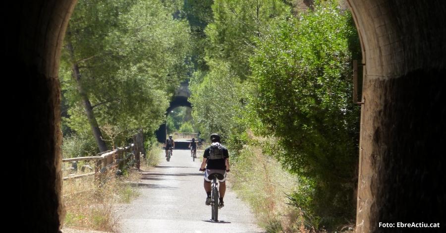 La Terra Alta aposta fort per a esdevenir una destinació cicloturística de referència a Catalunya