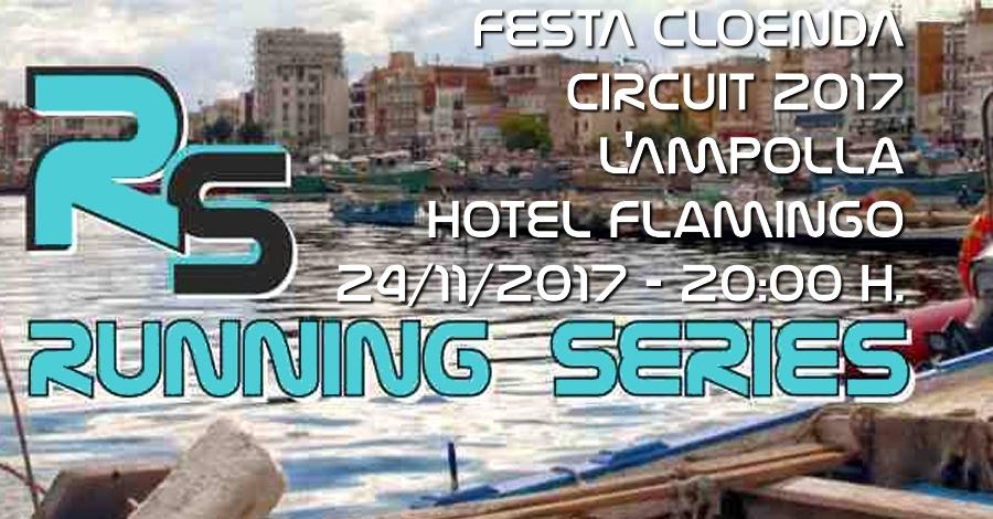 Festa de cloenda del Circuit Running Series 2017