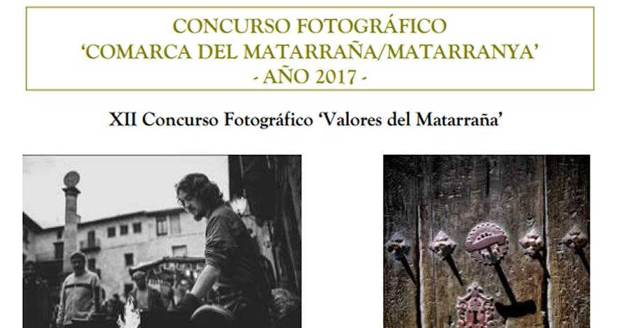 XII Concurs fotogràfic «Valors del Matarranya»
