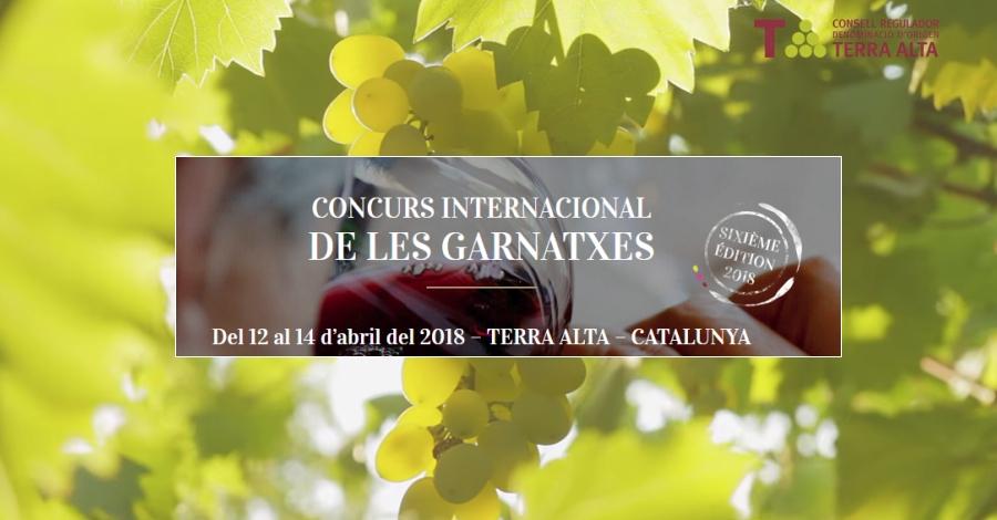 6è Concurs internacional Grenaches du Monde