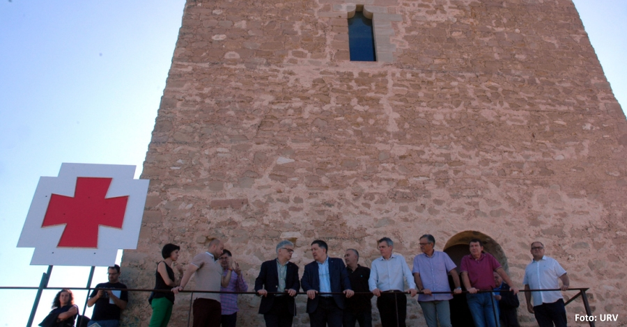 La URV coordina un projecte per recuperar espais de la Batalla de l'Ebre