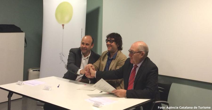 La DO Terra Alta signa un conveni amb la Conselleria d'Empresa i Coneixement pel Concurs Internacional Grenaches du Monde | EbreActiu.cat, revista digital per a la gent activa