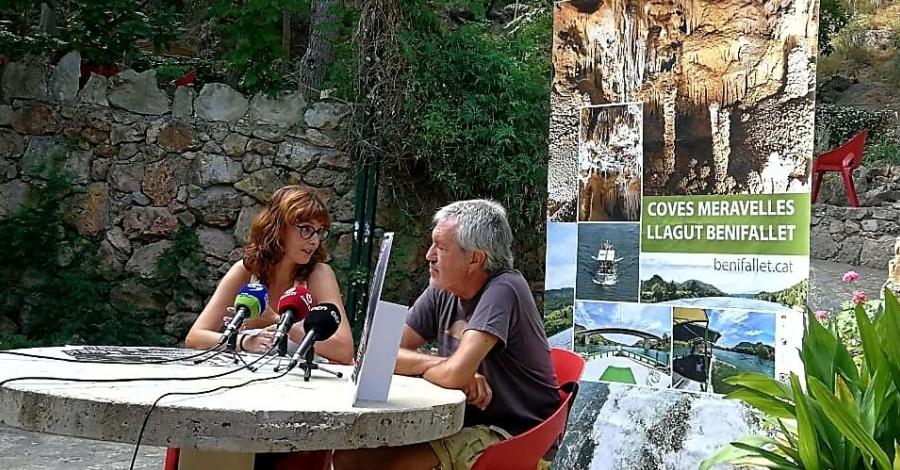Les Coves Meravelles i els Quicos presenten un programa conjunt d'activitats per celebrar aniversari | EbreActiu.cat, revista digital per a la gent activa