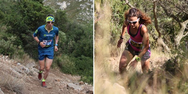 Iu Escolà i Gemma Colomé, guanyadors del VII KMV Roquetes