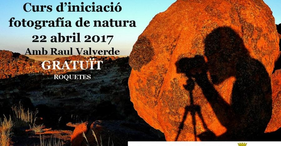 Curs d'iniciació fotografia de natura