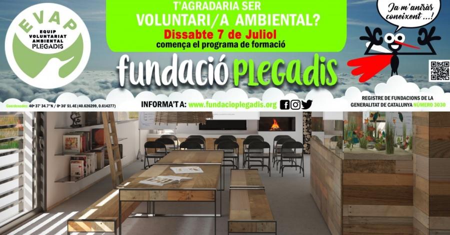 Curs de Voluntariat Ambiental