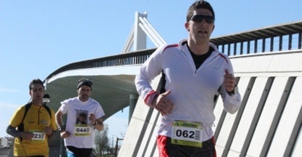 Mohammed Sedrani i Andrea Drago guanyen la Cursa del Pont