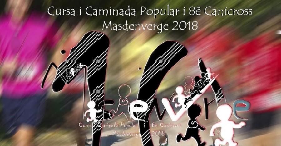 10a Cursa i Caminada Popular i 8è Canicross